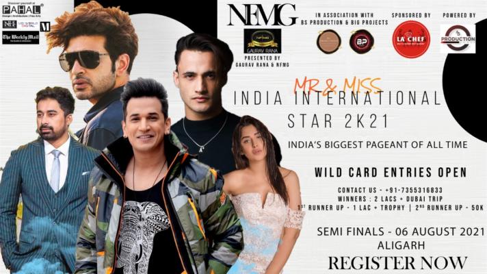 Mr & Miss India